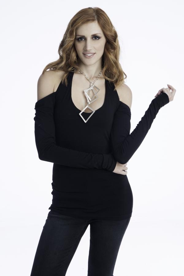 Γυναικεία Μπλούζα Sexy με Βαθύ Ντεκολτέ