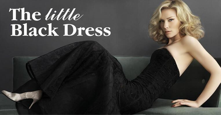 10 Συμβουλές Αγοράς για το Μικρό Μαύρο Φόρεμα