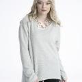 Γυναίκεια μπλούζα με φιογκάκι πίσω