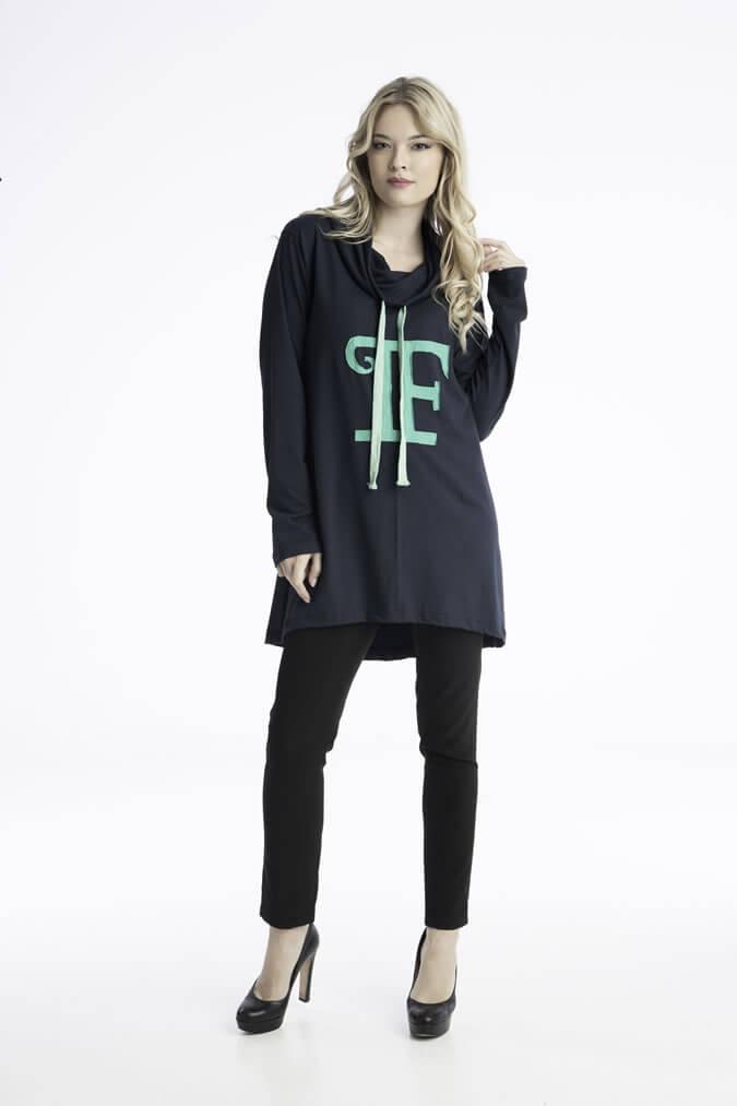 Γυναικεία Μπλούζα Prestige Fashion Logo