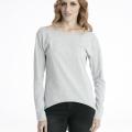 Γυναικεία εξώπλατη μπλούζα με φιόγγο
