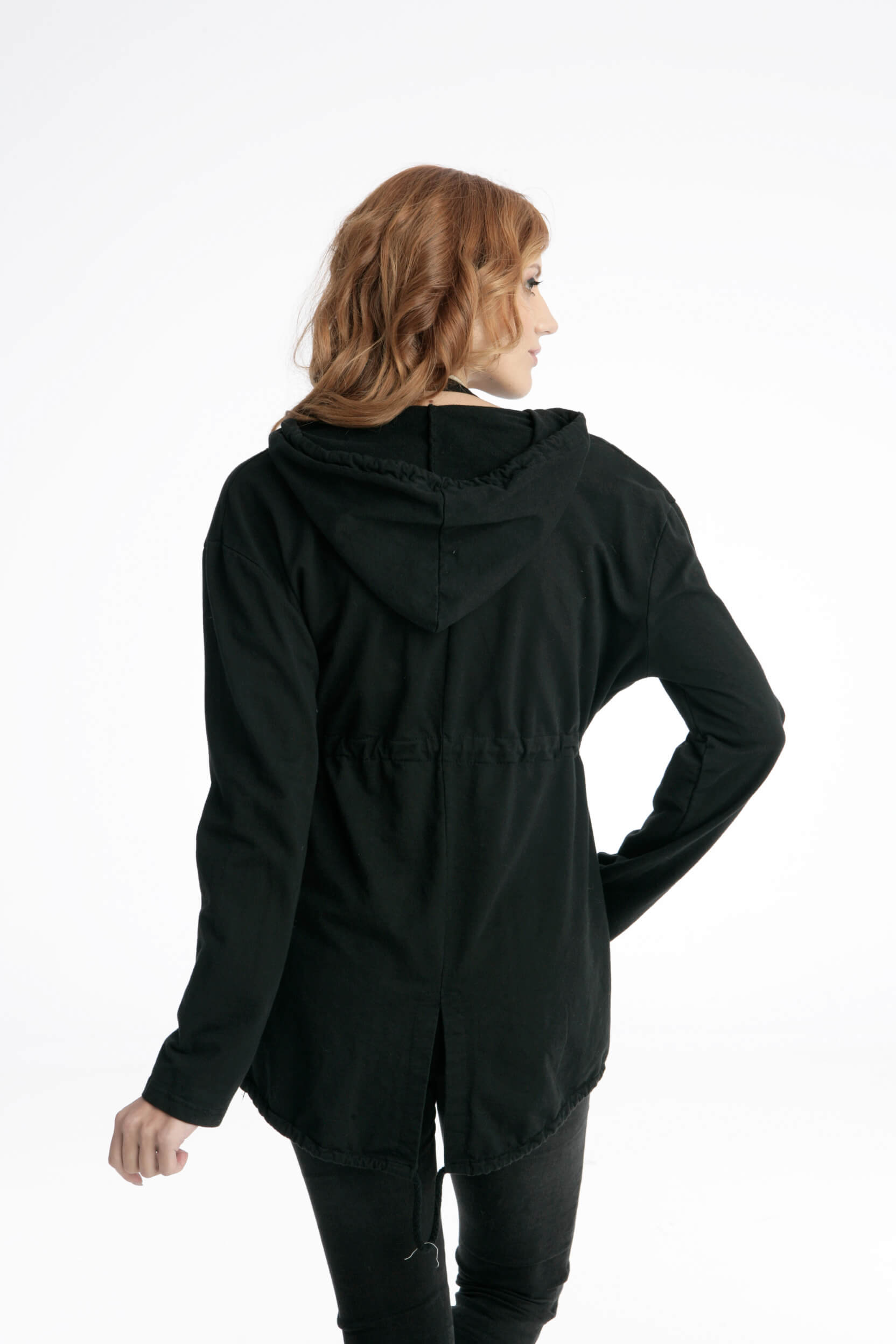 Γυναικεία ζακέτα με κουκούλα - Prestige Fashion 882afa6894b