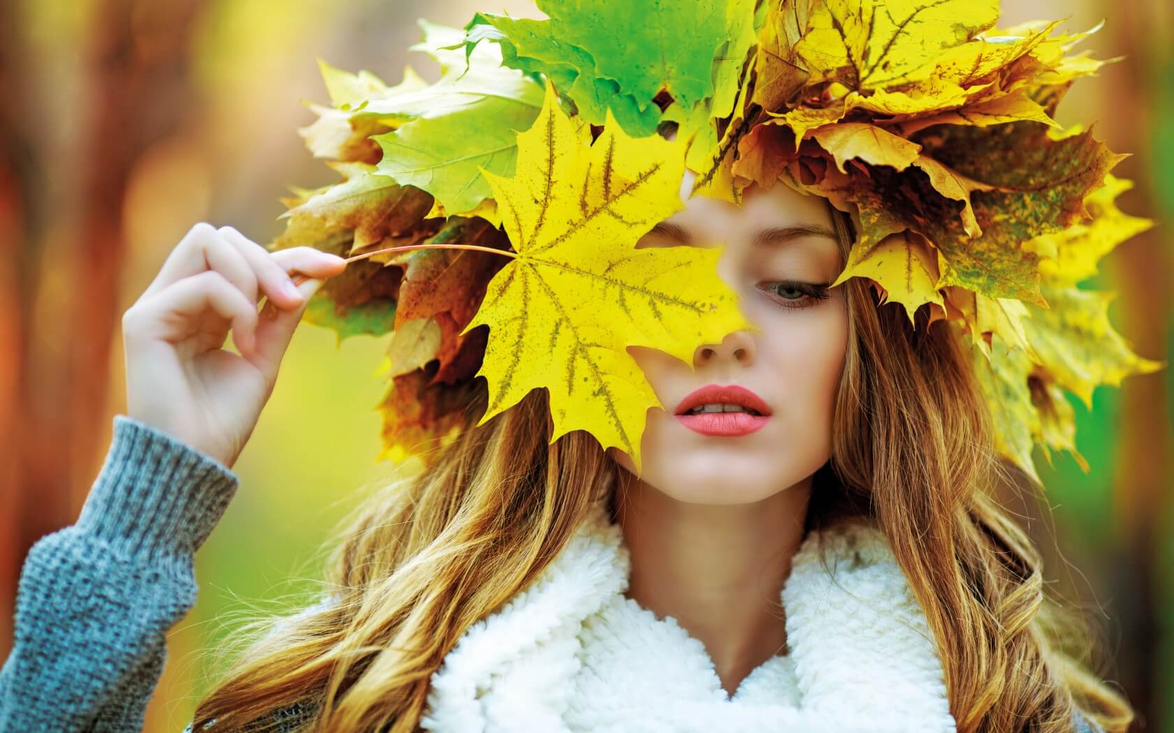 autumn-fall-leaves-maple-girl